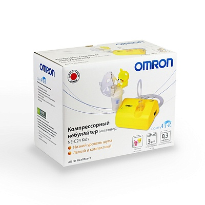 Небулайзер OMRON Comp AIR C24 Kids
