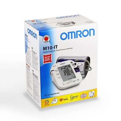 Тонометр OMRON M10-IT